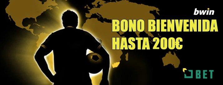 BONO BWIN 200€