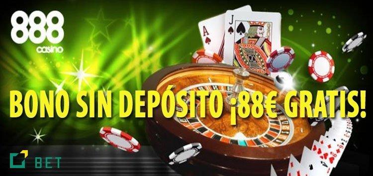 bono de casino sin deposito