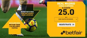 betfair supercuotas real madrid girona laliga