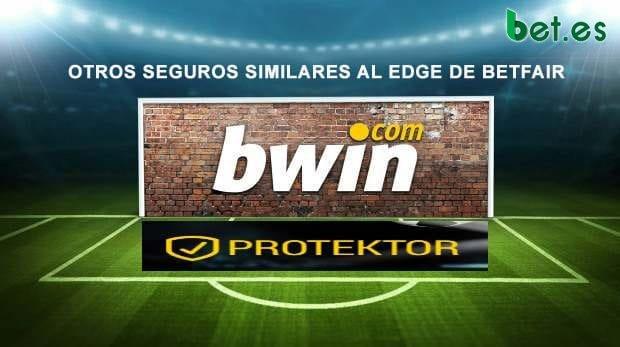 Protektor de Bwin vs Seguro Edge de Betfair