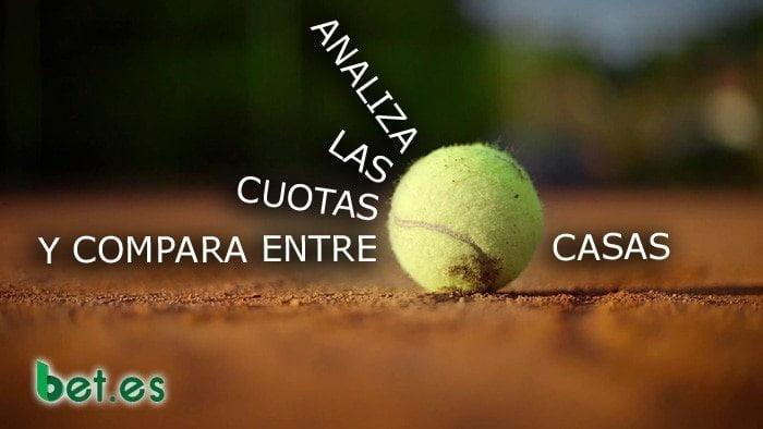análisis casas apuestas tenis