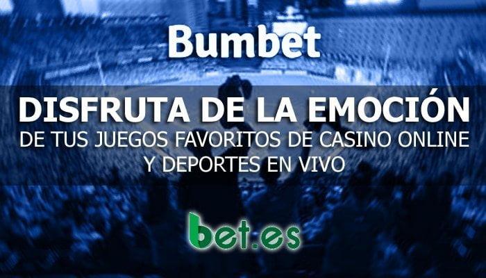 BUMBET ofrece la emoción de apostar en el Casino en vivo y deportes en directo.