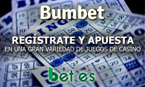 Con Bumbet Casino, registrarse y apostar es fácil, para jugar en una gran variedad de juegos.