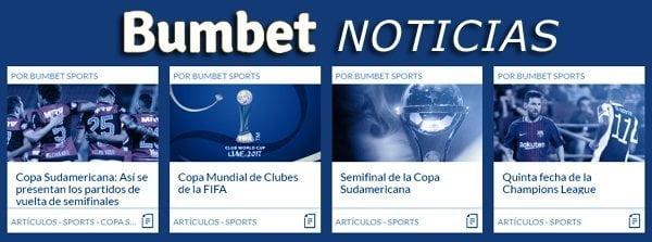 En la sección de Bumbet Noticias encontrarás tips e información para que puedas aumentar las probabilidades de ganar.