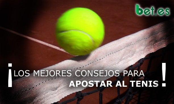 los mejores consejos para apostar al tenis