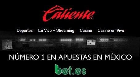 Caliente es la casa número 1 de apuestas en México.