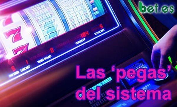 Los casinos ya se dieron cuenta de las primeras 'pegas' del sistema.