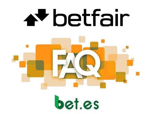 FAQ App Betfair