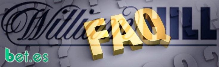 FAQ App William Hill
