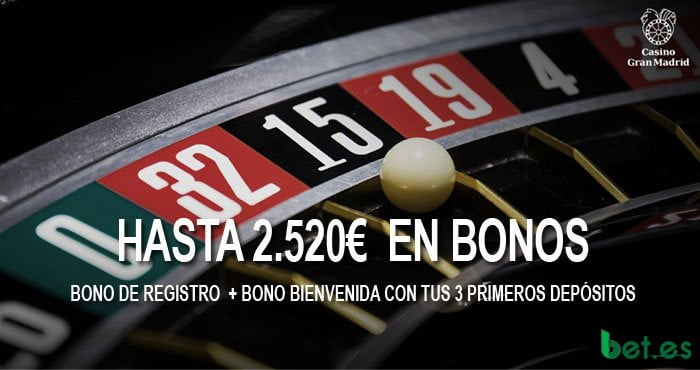BONOS CASINO GRAN MADRID