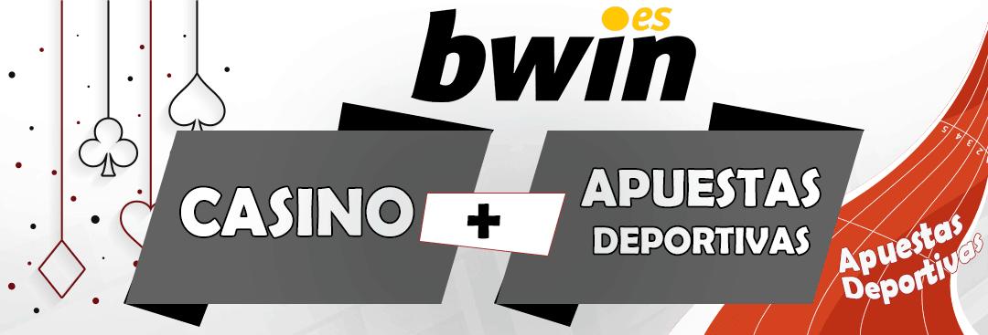 bwin bono bienvenida