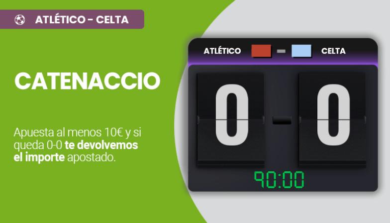 Atlético - Celta
