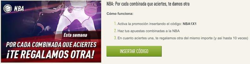 Sportium NBA