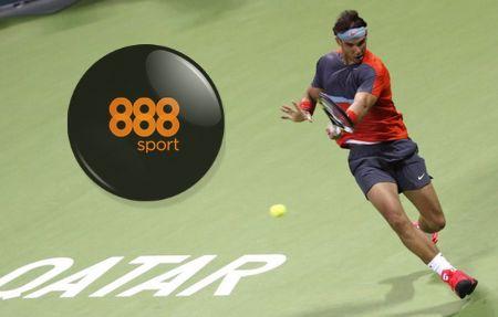 888sport: apuesta a la ATP de tenis de Doha (6 enero 2014)