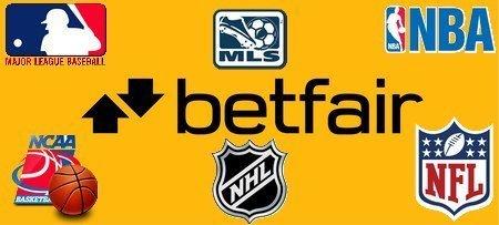 Betfair: aumenta los beneficios de tus combinadas hasta un 50% en deportes americanos