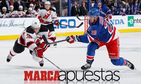 Apuesta con Marca Apuestas a la NHL de Hockey sobre Hielo (30 enero)